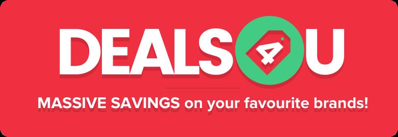 Deals4U - Discount Portal
